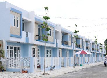 Nhà phố thương mại Phúc Hưng giá từ 595 triệu đồng