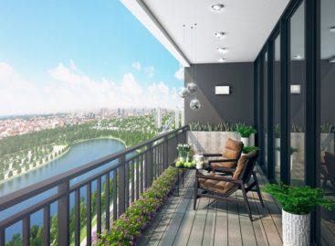 Ra mắt tòa căn hộ ven hồ đẹp nhất Goldmark City – Lakeside Residence