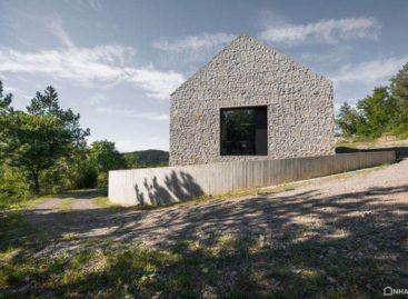 6 ngôi nhà hiện đại sử dụng đá vôi trong thiết kế