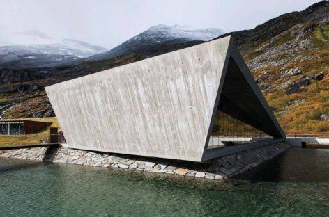 6 thiết kế tiên phong trong công nghệ xây dựng thân thiện với môi trường