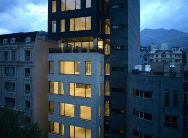 Ấn tượng với thiết kế hình khối của tòa nhà BW7