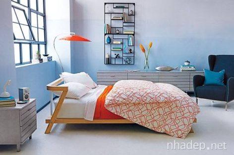Mang không khí trong lành tựa mùa xuân vào phòng ngủ