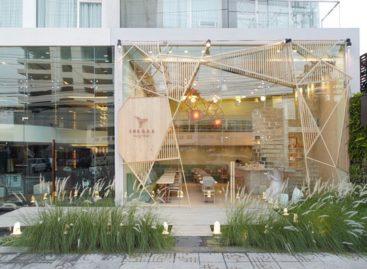 Ngắm nhìn cửa hàng Shugaa với thiết kế đơn giản, nhưng hiện đại