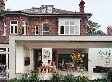 Một số thiết kế nhà ở hiện đại tại London
