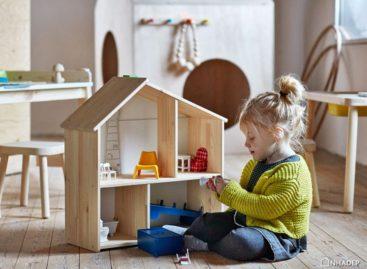 Bộ sưu tập đồ chơi và vật dụng cho trẻ em đầy sáng tạo của IKEA