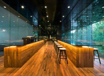 Vẻ đẹp mới lạ của quán cà phê Connel