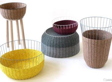 Những chiếc ghế mang phong cách khác biệt của Sebartian Herkner
