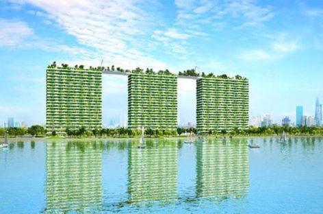 Công trình xanh: bài toán cần giải của quá trình đô thị hóa