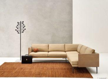 Mẫu sofa hiện đại và tinh tế của nhà thiết kế Jean-Marie Massaud