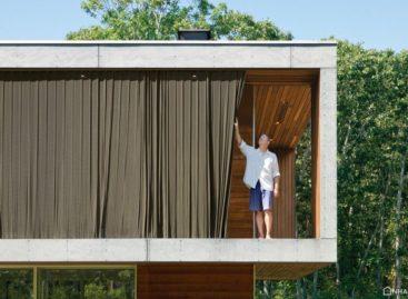 Sự biến hóa linh hoạt của nhôm trong thiết kế nhà ở hiện đại
