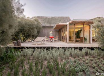 T-House, ngôi nhà xinh đẹp của vùng Địa Trung Hải