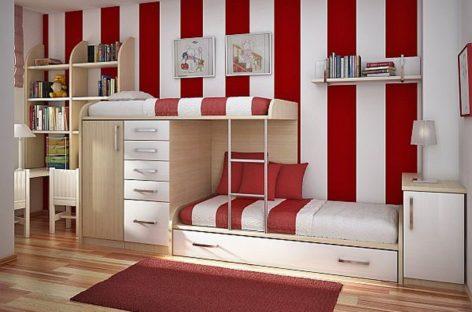 Bốn ý tưởng cho phòng trẻ em tại căn hộ The CBD