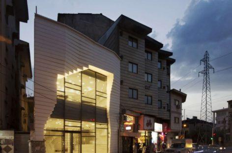 Ngắm nhìn cửa hàng Goliran – Ý tưởng từ những đường chân trời