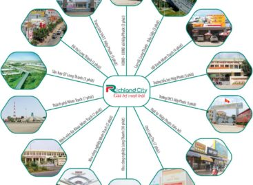 Dự án RichLand City 'tạo sốt' ở thành phố mới Nhơn Trạch