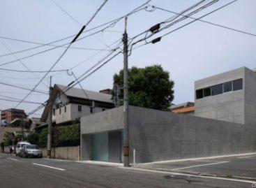 Ngắm nhìn vẻ đẹp độc đáo của ngôi nhà ở Ropponmatsu