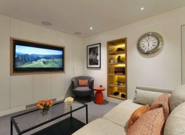 Khu nhà Flatiron – ý tưởng lớn cho tòa nhà có không gian hẹp tại London