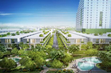 Nhà phố xanh hút khách khu Đông thành phố Hồ Chí Minh
