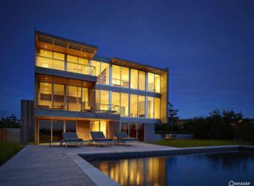 Vẻ đẹp hiện đại của ngôi nhà ở Water Mill, New York, Hoa Kỳ