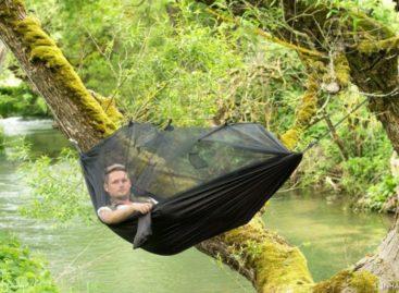 [Sản phẩm nhập khẩu] Sản phẩm võng Ultra-light chuyên dùng cho du lịch từ thương hiệu Amazonas