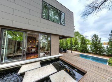 Chiêm ngưỡng một số mẫu nhà với thiết kế hiện đại ở Atlanta