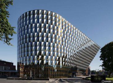 Vẻ đẹp hiện đại của học viện y khoa Karolinska Institutet, Thụy Điển