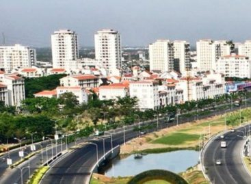 Khu Nam Sài Gòn thu hút nhà đầu tư bất động sản