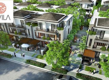 Biệt thự phố Lavila – Hòa cùng xu hướng sống xanh