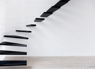 22 mẫu cầu thang độc đáo khiến bạn mê mẩn