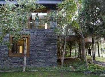 Mehrshahr – Ngôi nhà hòa mình vào thiên nhiên thơ mộng ở Iran