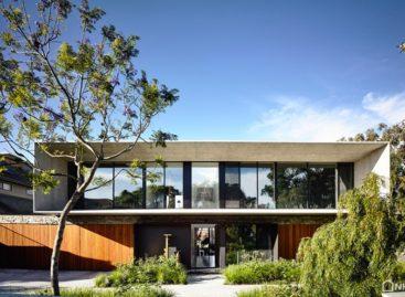 Ngắm nhìn vẻ đẹp hiện đại của ngôi nhà ở ngoại ô Melbourne, Australia