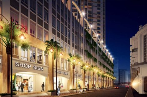 Shophouse – Cơn gió mới của thị trường bất động sản