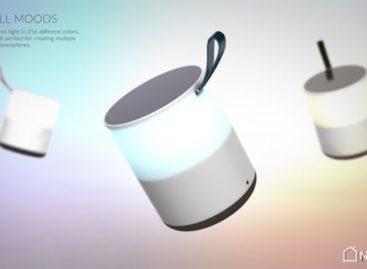 Sollys – Mẫu đèn năng lượng mặt trời đa chức năng