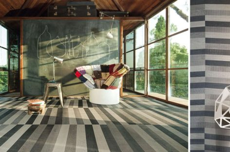 Bốn thiết kế sàn gỗ có hình dạng độc đáo cho ngôi nhà hiện đại