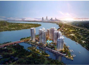 Dự án Đảo Kim Cương ra mắt tại Singapore
