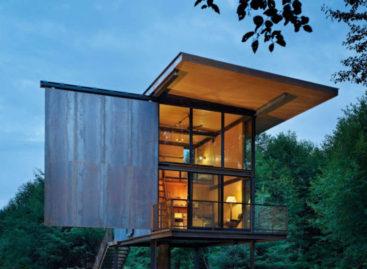 Chiêm ngưỡng vẻ đẹp hiện đại của những ngôi nhà được thiết kế bởi Tom KUNDIG