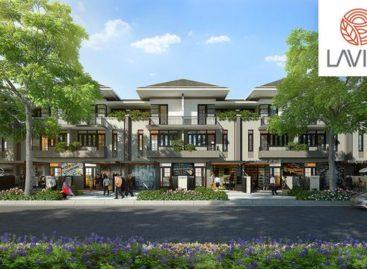 Biệt thự phố vườn Nam Sài Gòn thu hút khách mua để ở
