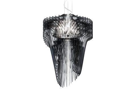 Ấn tượng với kiểu dáng độc đáo của chiếc đèn Aria