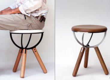 Sự sáng tạo và mới lạ trong thiết kế ghế của Troy Turner