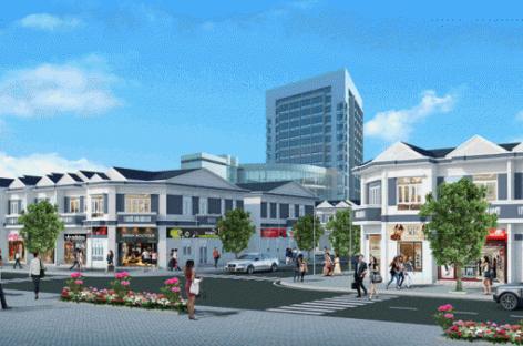 Golden Center City 2 – Đón đầu cơ hội giao thương