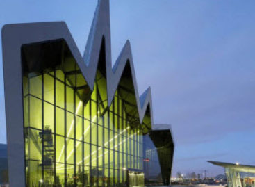 Ngắm nhìn tám kiến trúc đương đại nổi bật của Scotland