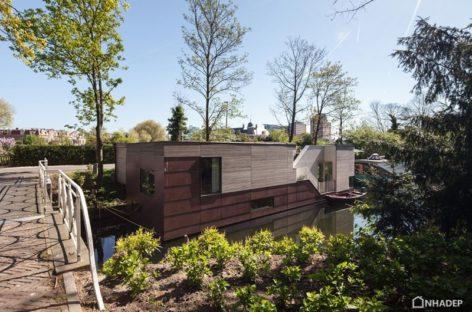 Bên trong ngôi nhà nổi độc đáo ở Hà Lan