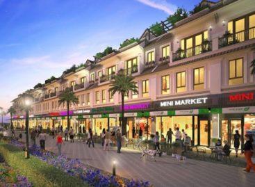 Không gian sống sinh thái tại Five Star Eco City