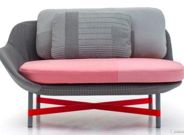 Tận hưởng sự mềm mại và thoải mái với sản phẩm ghế đệm bọc vải Ottoman