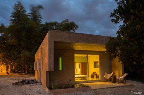 Ngắm nhìn ngôi nhà mang phong cách thiết kế tối giản tại Mexico