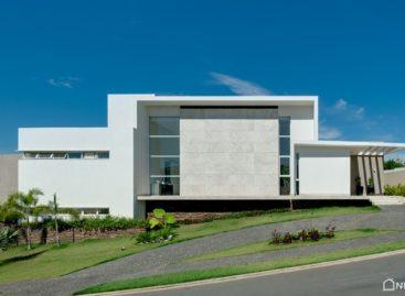 Ấn tượng với không gian mở của một ngôi nhà ở Brazil