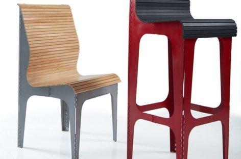 Chiếc ghế thông minh Ollie của công ty thiết kế RockPaperRobor