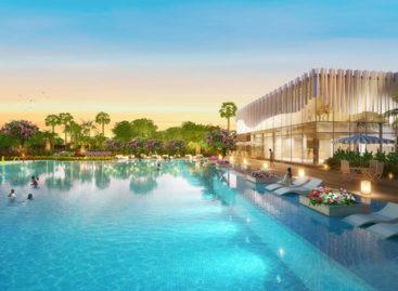 Ngắm khu căn hộ được thiết kế như khách sạn 5 sao