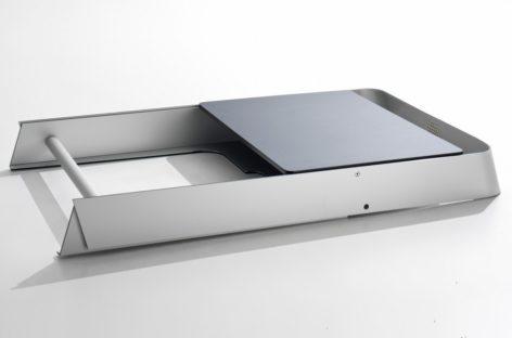 Light Light Desk – Chiếc bàn xếp thông minh của công ty thiết kế Nhật Bản Torafu