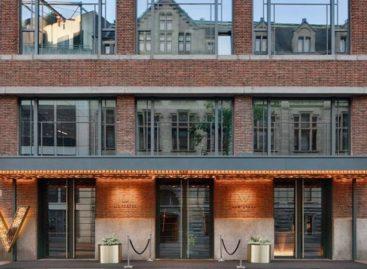 Đến thăm khách sạn 5 sao có thiết kế tuyệt đẹp tại Amsterdam