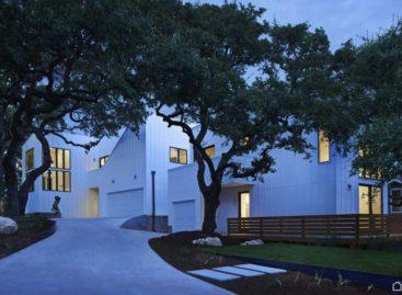 Chiêm ngưỡng khu dân cư Woodland có thiết kế gần gũi với thiên nhiên tại Texas